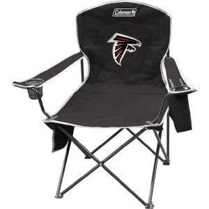 Atlanta Falcons NFL Cooler Quad Tailgate Chair