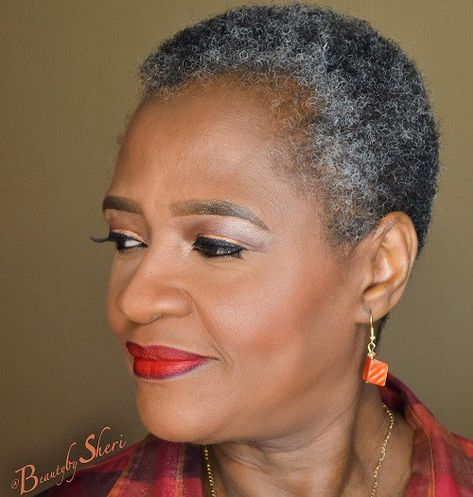50 Most Captivating African American Short Hairstyles Natural