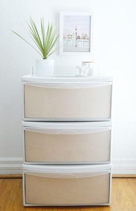 Do It Yourself Storage Bin Projects Plastic Storage Drawers Plastic Drawers Diy Storage Drawers