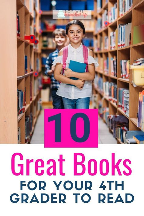 Looking for books for your grader? Here are 10 great books that they will love! - books for graders - chapter books- wholesome books- twaddle- 4th Grade Books, Third Grade Writing, 4th Grade Reading, Fourth Grade, 4th Grade Book List, 4th Grade Science, Kids Reading, Books For Moms, Good Books