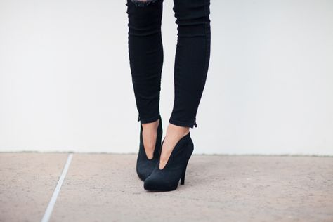 Love the ankle booties