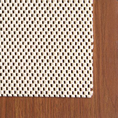 Symple Stuff Garnica Non Slip Rug Pad 0 14 Rug Pad Size Rectangle 10 X 14 In 2020 Rugs Rubber Rugs Types Of Rugs