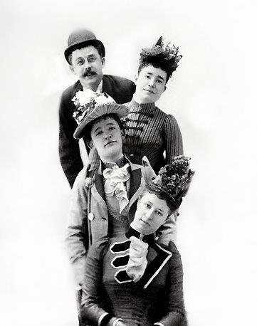 Family Portrait, April 1890