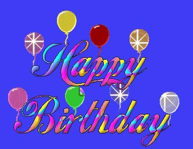 Gambar Kata Kata Ucapan Selamat Ulang Tahun Bergerak Birthday