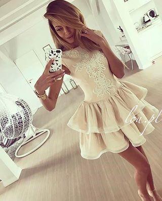 Sukienka Lou 34 Xs Wesele Urodziny Bal Slub Czerwionka Leszczyny Olx Pl Fashion Cocktail Dress Dresses