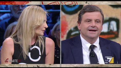 Lorenzo Fioramonti ospite a DiMartedi La7 05/11/2019