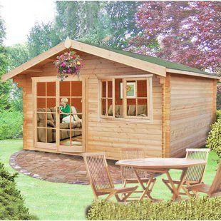 Wayfair Co Uk Shop Furniture Lighting Homeware More Online Log Cabin Rustic Summer House Dcor Design