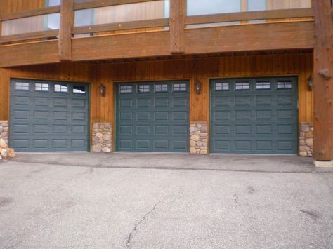 A Plus Garage Doors Professional Technicians Have Years Of