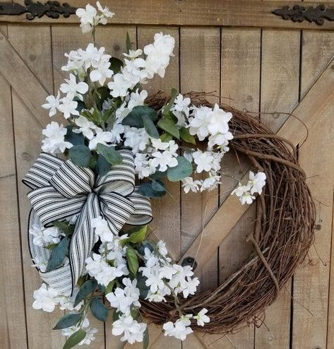 Eucalyptus Front Door Wreaths