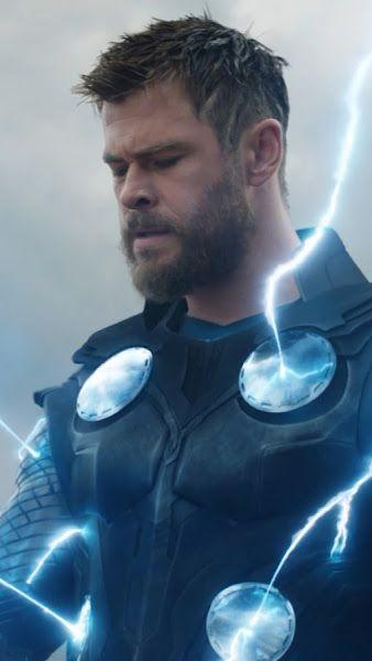 Avengers Endgame Thor Stormbreaker Hammer 4k 3840x2160 Wallpaper Marvel Thor Marvel Superheroes Thor Wallpaper