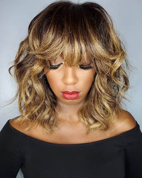 African American Short Hairstyles For Women - Petanouva