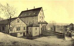 Schloss Neubrunn Wurzburgwiki Schloss Rundturm Baudenkmal