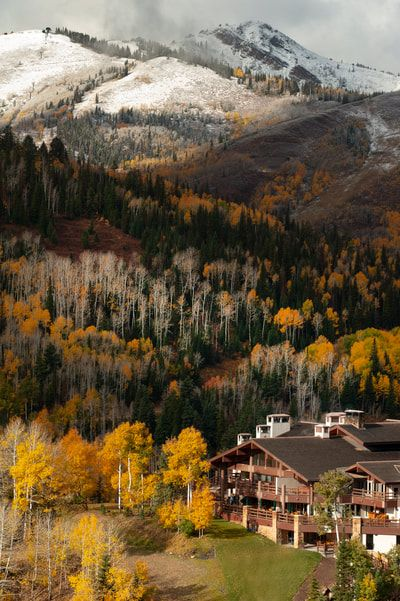 Deer Valley Resort Photos Utah Stein Eriksen Lodge Deer Valley Resort Utah Mountains Park City Utah