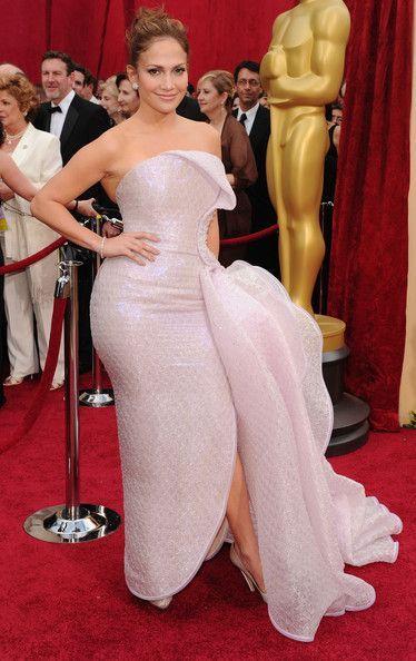 Pink Armani Prive - Jennifer Lopez's Most Daring Dresses - Photos