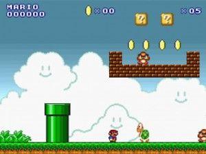 Gioca A Super Mario Gratis Online Su Ecogiochi Super Mario Giochi