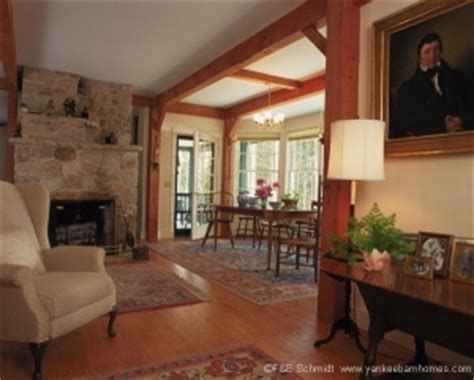 Learn The Pros And Cons Of Vaulted Ceilings Post And Beam Timber Frame Homes Vaulted Ceiling Decor
