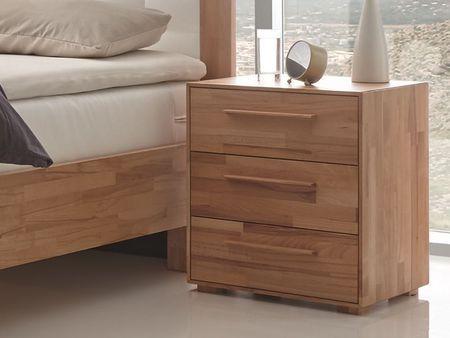 Chevet Moderno Trino En Hetre Massif Hasena Fabricant Suisse Meuble Pour La Chambre Decoration Maison Chevet Meuble Chene