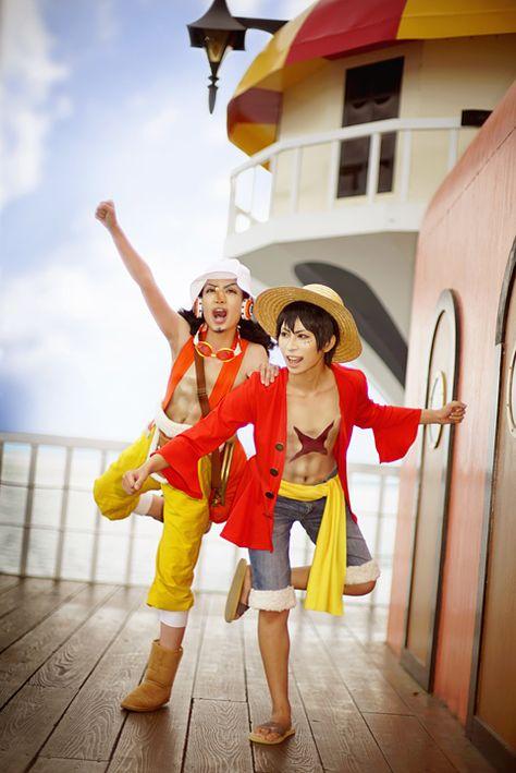 Gamu がむ Monkey D Luffy Cosplay Photo Worldcosplay