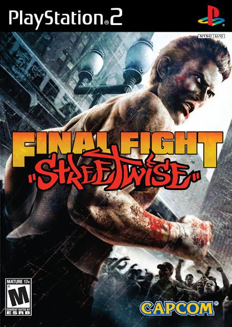 Final Fight Streetwise Ps2 Iso Rom Download Com Imagens Jogos