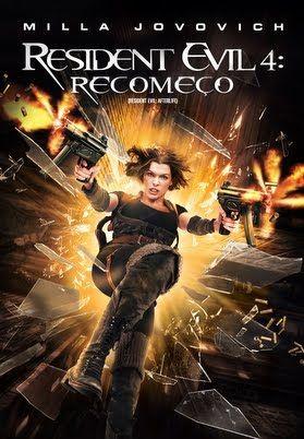 Resident Evil 6 O Capitulo Final Filmes E Programas De Tv No