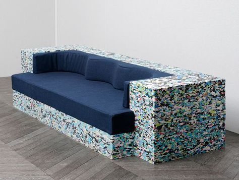 An Irreverent New Design Studio Making Everything From Sofas to Sunglasses Stromboli Associates foam