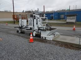 Curb Fox Provides Curbing Machine Which Is Made Using High Quality Material And Upgraded Technology It Concrete Paving Paving Contractors Concrete