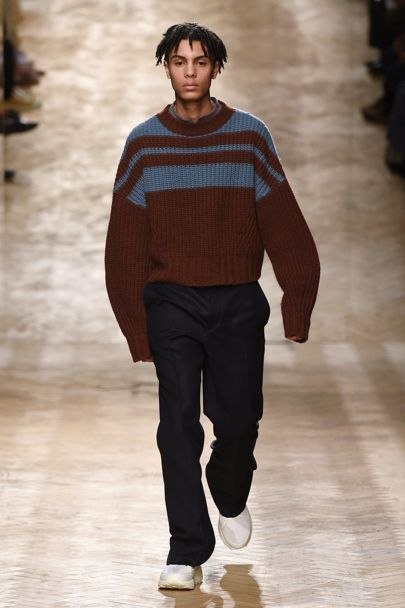Qasimi Autumn/Winter 2018 Menswear