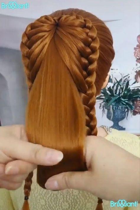 Amazing Hair Styles Tutorial for Girls 2019,  #amazing #Girls #Hair #Styles #Tutorial
