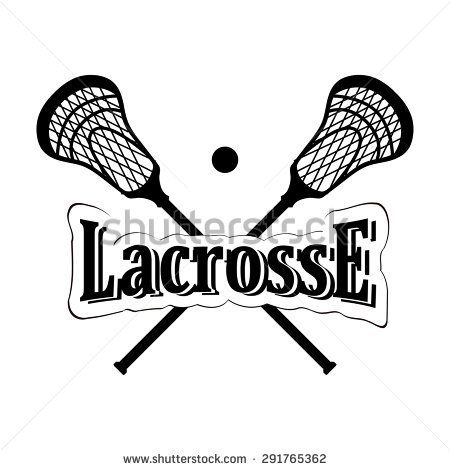 Lacrosse Coloring Pages 2424839 Lacrosse Lacrosse Sticks Vector Illustration