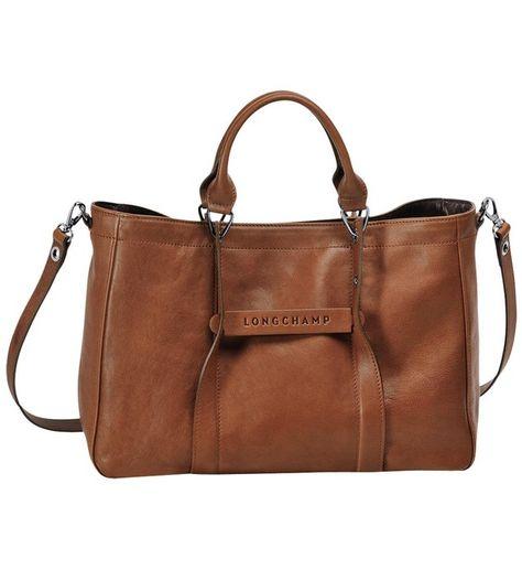 Sac porté main M Longchamp 3D - Longchamp - Galeries Lafayette ...