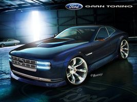 Ford Gran Torino By Barneyhh Future Fords Coming Soon