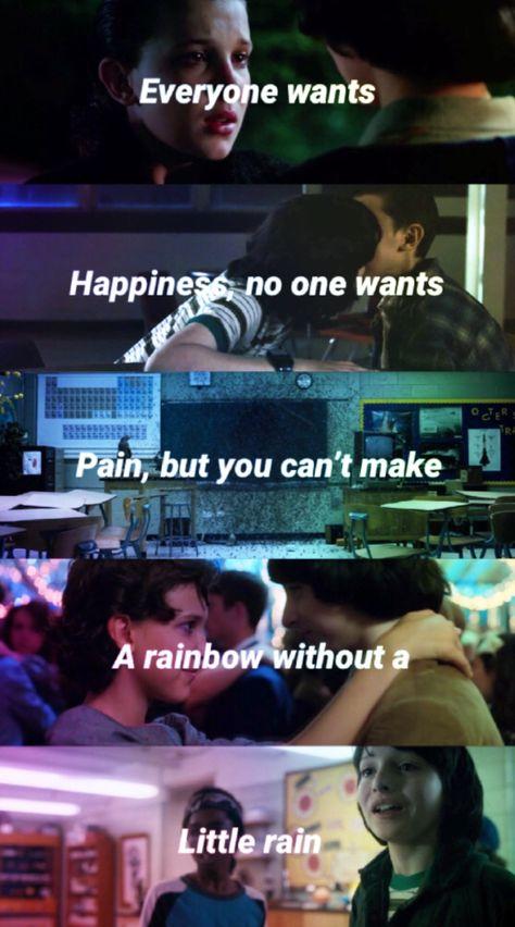 Rainbow x Mileven