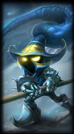 Curling Veigar   LoL skins in 2019   Fictional characters