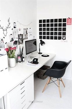 Splendid Bw Home Office Use Your Calendar As Wall Decor Or Make