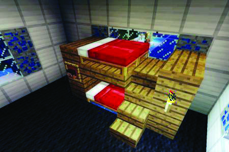 The Best Way To Embellish Your House In Minecraft Dova Home Minecraft Storage Room Minecraft Bedroom Minecraft Storage