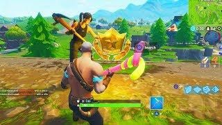 Follow The Treasure Map Found In Risky Reels Location Fortnite