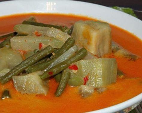 Sayur Lodeh Terong Ungu Asian Recipes Diah Didi Kitchen