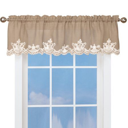 Home Valance Curtains Guest Bedroom Decor Curtains