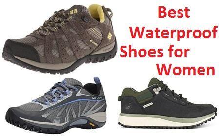 Best waterproof shoes, Walking shoes