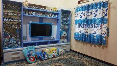 Desain Kamar Tidur Serba Doraemon Pasarsemarangcom