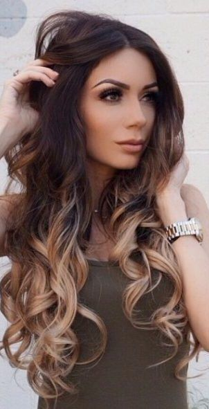 45 Dark Brown To Light Brown Ombre Long Hair Color Ideas These Best 45 Ombre Hair Color Ideas For Long Long Hair Color Light Hair Color Dark Brown Hair Color