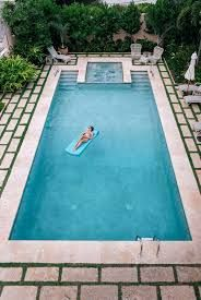 Image Result For Size Of Average Backyard Pool Swimming Pools