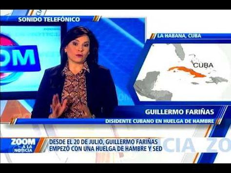 NTN24 entrevista a Guillermo Fariñas: Los Castro tienen que reconocer que el…