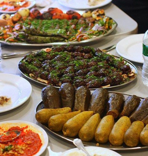 Nj Dining Aleppo Restaurant Updated Middle Eastern Recipes Food Lebanese Recipes