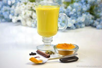 9 أسباب ليشرب الكركم مع الحليب على الريق فوائد شرب الكركم مع الحليب حليب الكركم ي شار له أحيان ا Turmeric Milk Turmeric Milk Benefits Ayurvedic Recipes
