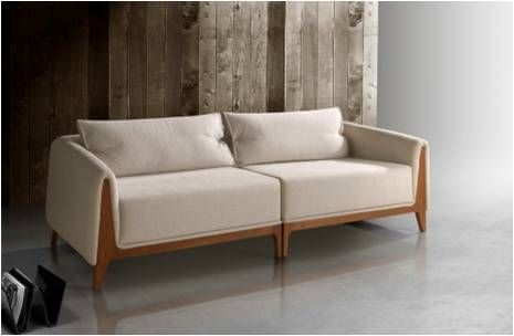 Estofado Arezzo Wooden Sofa Designs Couch Upholstery Living Room Designs India