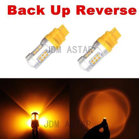 3156 3157 JDM LED SMD Load Resistors 6ohm 50W Flicker Blinker Bulb Out Error Fix