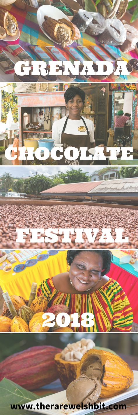 Grenada Chocolate Festival: the Climax of a Chocoholic's Calendar