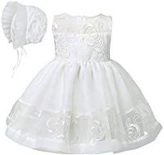 Vestidos Para Bautizo De Niñas De 0 3 Años Nuestra Biblica