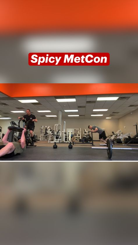 Spicy MetCon
